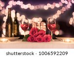 Beautiful Romantic Candle Ligh...