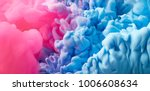 ink drop in water isolated on... | Shutterstock . vector #1006608634