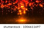 bright background with bokeh... | Shutterstock .eps vector #1006611697