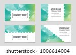 abstract vector layout... | Shutterstock .eps vector #1006614004