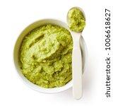 green peas and broccoli baby... | Shutterstock . vector #1006618627