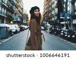portrait of a modern well... | Shutterstock . vector #1006646191