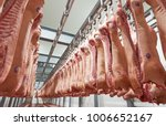 refrigerator meat storage with... | Shutterstock . vector #1006652167