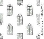 nursery birthday seamless... | Shutterstock .eps vector #1006666951