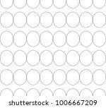 seamless ornamental vector... | Shutterstock .eps vector #1006667209