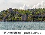istanbul city. turkey landmark... | Shutterstock . vector #1006668439