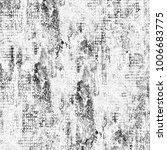 texture grunge monochrome.... | Shutterstock . vector #1006683775