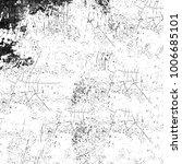 grunge black white. monochrome...   Shutterstock . vector #1006685101
