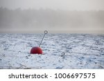 Buoy Stuck In The Ice On A...