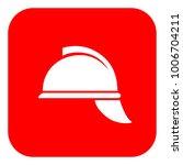 firefighter retro helmet vector ...   Shutterstock .eps vector #1006704211