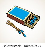 group of kitchen sulphur head... | Shutterstock .eps vector #1006707529