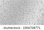 background of water drops of... | Shutterstock .eps vector #1006708771