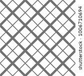 black and white seamless tartan ... | Shutterstock .eps vector #1006710694