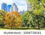 manhattan new york city nyc... | Shutterstock . vector #1006718161