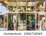 new york city  usa   october 28 ... | Shutterstock . vector #1006718365