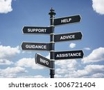 Help  support  advice  guidance ...