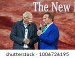 detroit   january 14   arnold...   Shutterstock . vector #1006726195