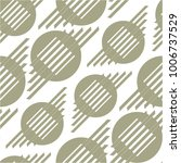 abstract pattern of stripes and ...   Shutterstock .eps vector #1006737529