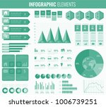infographic elements with world ...   Shutterstock .eps vector #1006739251