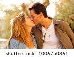 close up portrait of romantic... | Shutterstock . vector #1006750861
