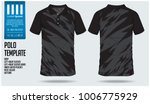 polo t shirt sport design... | Shutterstock .eps vector #1006775929