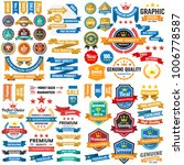 vintage retro vector logo for...   Shutterstock .eps vector #1006778587