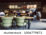 abstract blurred vintage coffee ...   Shutterstock . vector #1006779871