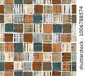 abstract pattern illustration ... | Shutterstock . vector #1006788574