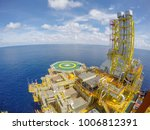 oil and gas industry. aerial...   Shutterstock . vector #1006812391