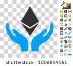 ethereum maintenance hands... | Shutterstock .eps vector #1006814161
