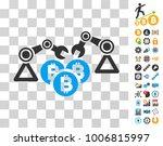 bitcoin mining robotics...