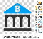 bitcoin bank building...