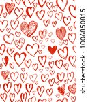 vector background seamless... | Shutterstock .eps vector #1006850815