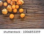 shot of sweet fruits cape... | Shutterstock . vector #1006853359