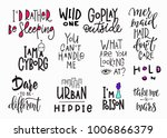 lettering photography overlay... | Shutterstock .eps vector #1006866379