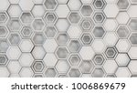 abstract 3d background made of... | Shutterstock . vector #1006869679