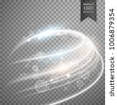 light effect awesome design... | Shutterstock .eps vector #1006879354