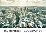 skyline aerial view of... | Shutterstock . vector #1006893499