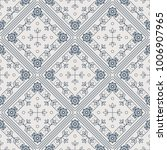 seamless texture with arabic... | Shutterstock .eps vector #1006907965