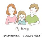 vector illustration character... | Shutterstock .eps vector #1006917565