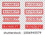 set of rubber stamp effect  ...   Shutterstock .eps vector #1006945579