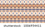 horizontal seamless pattern... | Shutterstock .eps vector #1006954411
