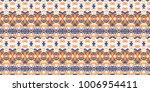 horizontal seamless pattern... | Shutterstock .eps vector #1006954411