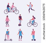 vector illustration of flat... | Shutterstock .eps vector #1006963075