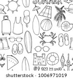 vector background seamless... | Shutterstock .eps vector #1006971019