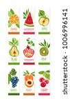 vertical cards or banners set... | Shutterstock .eps vector #1006996141
