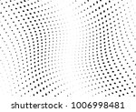 abstract halftone wave dotted... | Shutterstock .eps vector #1006998481