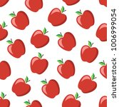 seamless pattern with a... | Shutterstock .eps vector #1006999054