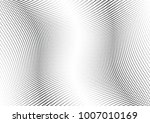 abstract halftone wave dotted... | Shutterstock .eps vector #1007010169
