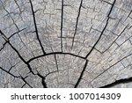 Vintage Wooden Crack Texture...